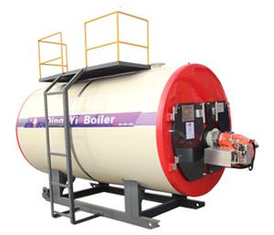 燃油(气)卧式常压热水锅炉