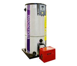 燃油(气)立式常压热水锅炉